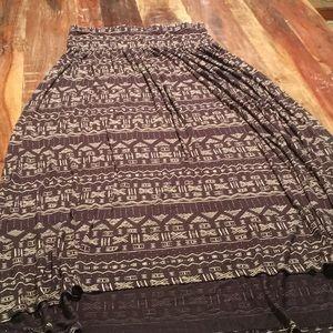 Billabong L MAXI SKIRT Dress!